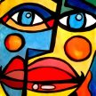 Paint & Sip! Picasso at 2pm $29 UPLAND image