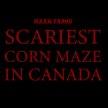 Maan Farms Haunted Corn Maze & Pitch BLACK image