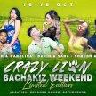 Crazy Lion BachaKiz Weekend - Limited Edt, 16-18 Oct 2020 image