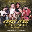 Crazy Lion BachaKiz Festival 4th GOLD Edition, 16-19 Oct 2020    International Tickets image