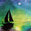 """Let's Paint """"All at Sea"""" image"""