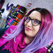 Countess Ablaze - Rock Out With Your Yarn Out - Marketing for Indie Yarn Businesses image