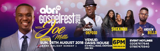 ABNTV Gospelfest 2018