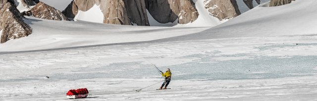 Leo Houlding - The Spectre Expedition: To the End of the Earth