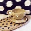 Hand Ceramics - Clay Tea Set image