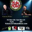 Yuk Yuks Stand Up Comedy on tour with Ian Black and Francois Weber November 20. image