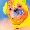 Paint & Sip!Pug  at 7pm $39 image