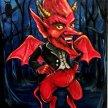 Jersey Devil Paint Party image