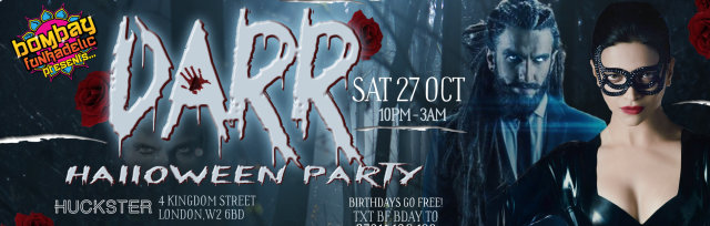 Darr Halloween Party