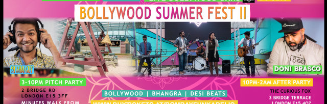 Bollywood Summer Fest II