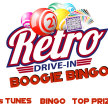 Retro Drive-in Boogie Bingo at Leopardstown Racecourse image