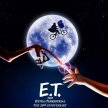 """*ROUND ROCK!* E.T. - NEW BLUE ROUND ROCK  (8:50 Show/8pm Gates)-""""*ESD Screening"""": See rules *---*---* image"""