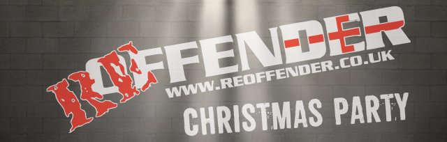 The Re-Offender Christmas Party plus Support