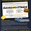"""Going the Distance: A Digital """"play"""" Theater Piece!!! at the DRIVE-IN ALLEY Screen (9pm SHOW / 8:10pm GATE) ---///--- image"""