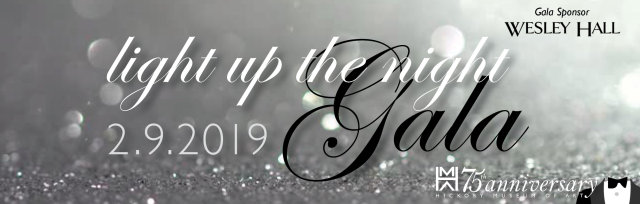 75th Anniversary Light Up the Night Gala