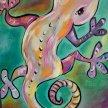 Paint & Sip! Salamander at 7pm $29 Upland image