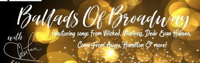 Ballads of Broadway