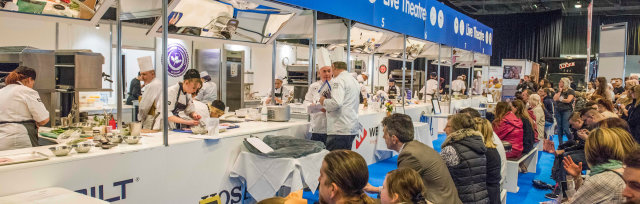 The Scottish Culinary Championships at ScotHot 2019