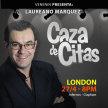 Laureano Marquez en Londres Presentando: Caza de Citas image