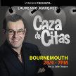 Laureano Marquez en Bournemouth Presentando: Caza de Citas image