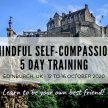 The Official Mindful Self-Compassion Programme - (MSCI 9.0) - 5 Day NON-Residential Training image