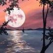 Moon Lake Brush Party - Online image