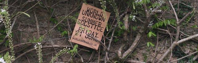 WU SUMMER SOLSTICE - FRIDAY 21ST JUNE