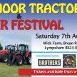 Sedgmoor Tractor & Cider Festival image