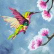 artbird party ONLINE | Kolibri image