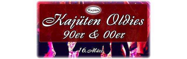 VIP Ticket - Kajüten Oldies 90s & 00s