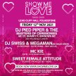 Show Me Love Leas Cliff Hall Folkestone - 12/11/21 image