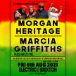 Morgan Heritage // Marcia Griffiths // Plus more TBC // Brixton Electric image