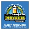 Smartphone Pub Quiz - September image