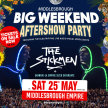 Big Weekend Aftershow Party presents The Stickmen image