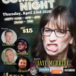 Madison theater comedy night! image