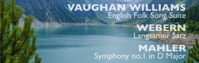 The Titan | Vaughan Williams, Webern & Mahler