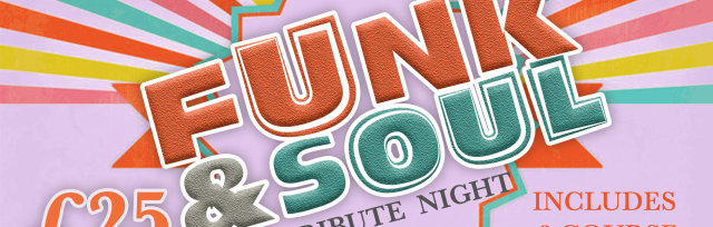 Funk & Soul Tribute Night