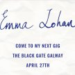 Emma Lohan at The Black Gate image