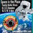 Space is the Place -Family Roller Disco, Dundee image