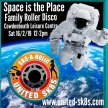 Space is the Place -Family Roller Disco, Cowdenbeath image