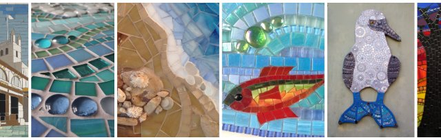 Mosaic's with Yvette Green - £120