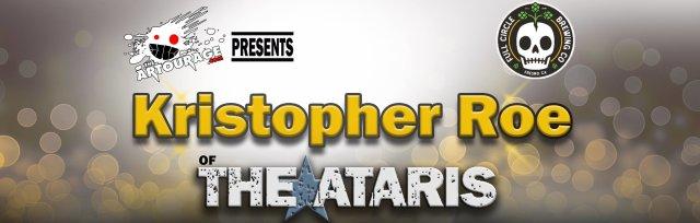 The Artourage presents: Kristopher Roe of The Ataris!