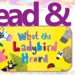 Read & Paint - What the Ladybird Heard - Jun Tues 11th 4pm image