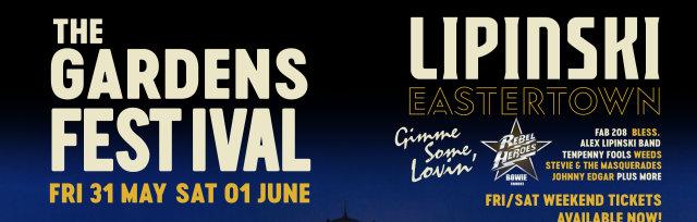 The Gardens Music Festival - Lipinskis - Gimme Some Lovin