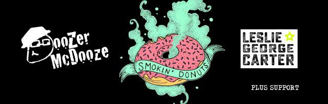 Smokin' Donuts - Doozer McDooze | Leslie George Carter plus Craig Godbeer