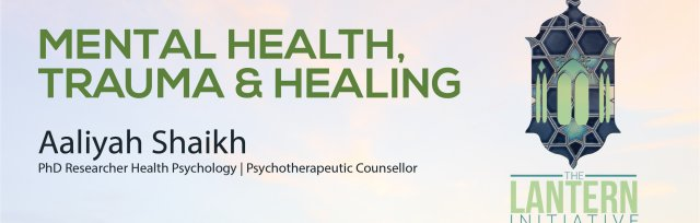 Mental Health, Trauma & Healing - Peterborough