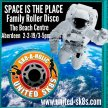 Space is the Place -Family Roller Disco, Aberdeen image