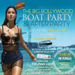 The Big Bollywood Boat Party & After Party image