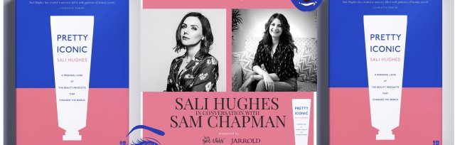 Norwich: Sali Hughes in conversation with Sam Chapman
