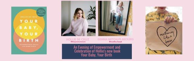 TW: An Evening of Empowerment with Hollie de Cruz and Gemma Metcalfe-Beckers